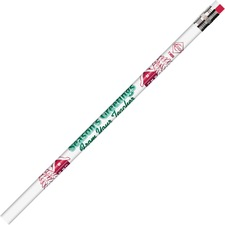 MPD 7900B Rose Moon Inc. Season's Greetings Pencils  MPD7900B
