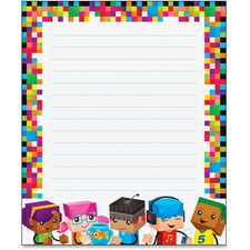 TEP 72369 Trend BlockStars Rectangle Notepad TEP72369