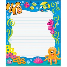 TEP 72390 Trend Sea Buddies Rectangle Notepad TEP72390