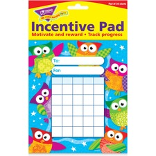 TEP 73034 Trend Owl-Stars Incentive Pad TEP73034