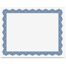 GEO 40725OD Geographics Blank Parchment Certificate GEO40725OD