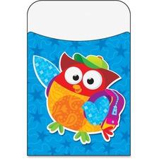 TEP 77003 Trend Owl Stars Terrific Pockets TEP77003