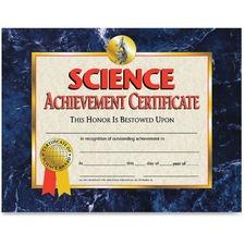 FLP VA571 Flipside Prod. Science Achievement Certificate FLPVA571