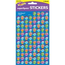 TEP 46194 Trend Owl Star Sport Sport Stickers TEP46194