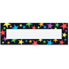 TEP 69040 Trend Gel Star Desktop Nameplate TEP69040