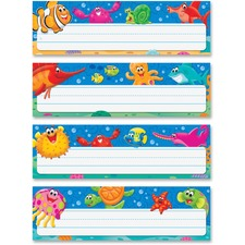 TEP 69948 Trend Sea Buddies Desk Toppers Nameplates TEP69948