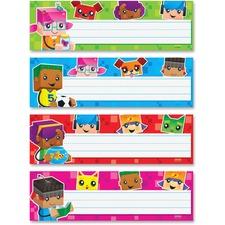 TEP 69954 Trend BlockStars! Desk Toppers Nameplates TEP69954