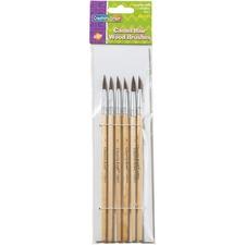 CKC 5948 Chenille Kraft Camel Bristle Watercolor Brushes CKC5948