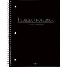 ROA 10033 Roaring Spring College-ruled Wirebound Notebook ROA10033