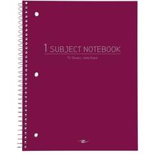 ROA 10031 Roaring Spring Wide-ruled Wirebound Notebook ROA10031