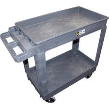 IMP 7002 Impact 2-shelf Utility Cart IMP7002