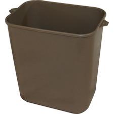 IMP 770115 Impact 14-quart Plastic Wastebasket IMP770115