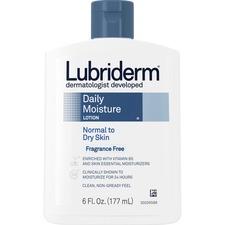 JOJ 48826 J & J Lubriderm Daily Moisture Skin Lotion JOJ48826