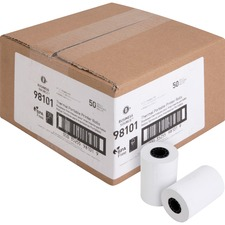 "BSN 98101 Bus. Source 2-1/4""x55' POS Receipt Thermal Rolls BSN98101"