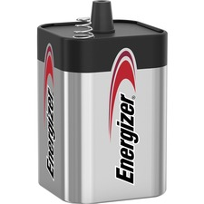 EVE 529CT Energizer Max 6-Volt Alkaline Lantern Battery EVE529CT