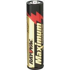 RAY ALAAA18CT Rayovac Maximum Alkaline AAA Batteries 18-pack RAYALAAA18CT
