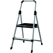 DAD BXL226002 Louisville Ladders 2' Steel Type II Step Stool DADBXL226002