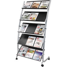 Alba DD5GM Literature Rack