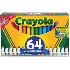 CYO 588180 Crayola Washable Markers CYO588180
