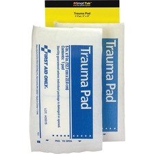 FAO FAE6024 First Aid Only SC Refill Trauma Pads FAOFAE6024
