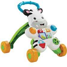 FIP DKH80 Fisher-Price Learn with Me Zebra Walker