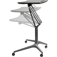 Lorell 84838 Laptop Table