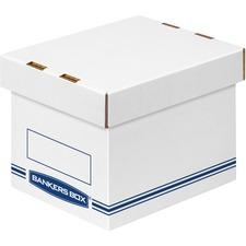 FEL 4662101 Fellowes Bankers Box Organizer Storage Box FEL4662101