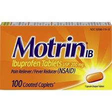MEDICATION,MOTRIN,CAPLETS