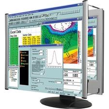 KTK MAG24WL Kantek Fresnel Wide-screen Monitor Magnifier Lens KTKMAG24WL
