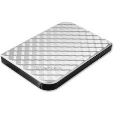 Verbatim Store 'n' Go 2 TB Hard Drive - External - USB 3.0 - 7 Year Warranty