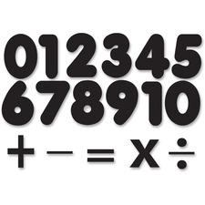 ASH 10069 Ashley Number/Math Function Magnet Set