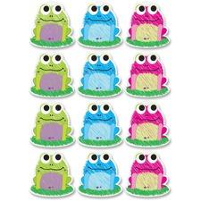 ASH 10087 Ashley Prod. Scribble Frog Design Dry-erase Magnet ASH10087