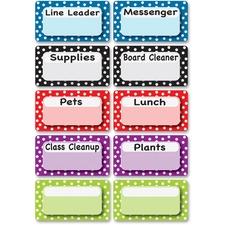 ASH 10092 Ashley Prod. Fun Border Classroom Jobs Magnets ASH10092