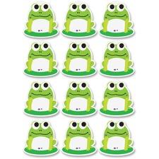 ASH 10101 Ashley Prod. Frog Design Dry-erase Magnets ASH10101