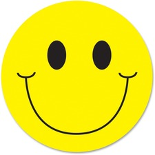 ASH 10215 Ashley Prod. Smiley Face Magnet Clip ASH10215