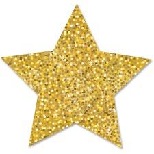 ASH 304504 Ashley Prod. Sparkle Decorative Magnetic Star ASH304504
