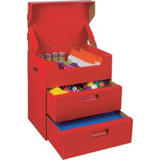 PAC 001337 Pacon Classroom Keepers Tool Box PAC001337