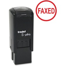 Gem Office Products 11452 Self-inking Stamp
