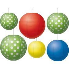 TCR 6131 Teacher Created Resources Paper Design Lanterns Set II