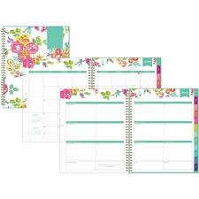 BLS 103618 Blue Sky Day Designer Wkly/Mthly Planner BLS103618