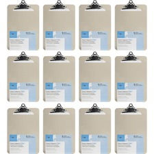 SPR 01861BX Sparco Plastic Clipboard SPR01861BX