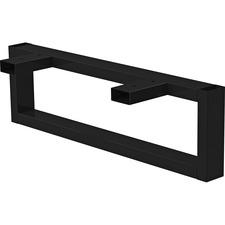 LLR 59680 Lorell Low Worksurface O-Leg Support LLR59680