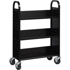 Lorell 99933 Book Cart