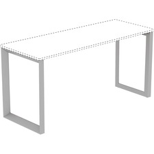 LLR 16204 Lorell Relevance Srs Desk-height Desk Leg Frame LLR16204