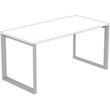LLR 16205 Lorell Relevance Srs Desk-height Desk Leg Frame LLR16205