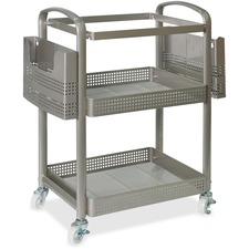 LLR 45654 Lorell Mobile File Cart