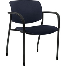 LLR 83114A204 Lorell Contemporary Stacking Chair
