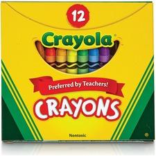 CYO 520012 Crayola Crayons CYO520012