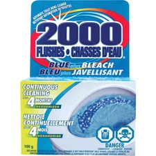 2000 Flushes 90801 Toilet Bowl Cleaner
