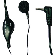 Motorola - Hands-free ( ear-bud ), black